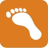 Logo Fußwarm