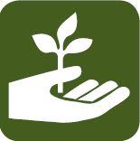 Logo Umweltschonend